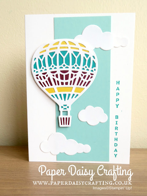 Up and Away from Stampin' Up!