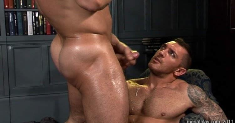 His penis bathroom gay