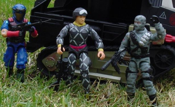 Relampago, Python Patrol Ripcord, Forca Naja, Brazil, Estrela, Rare G.I. Joe Figures, 2006 Viper Pit, 2005 Comic Pack Firefly