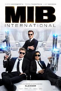 Men in Black International - Poster & Trailer