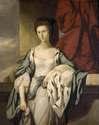 Maria Constantia 12th Countess of Suffolk and 5th Countess of Berkshire (1764-1767), Catherine Read