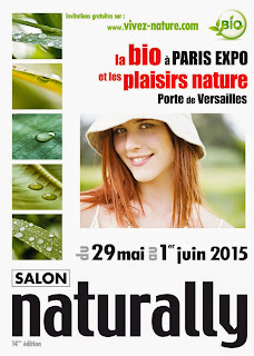 Salon naturally Paris 2015