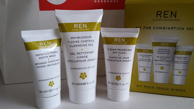REN Clean Skincare Combination Skin Kit - www.modenmakeup.com