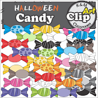 https://www.teacherspayteachers.com/Product/Halloween-Candy-Clip-Art-2793301