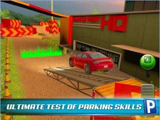 Games Obstacle Course Car Parking Apk