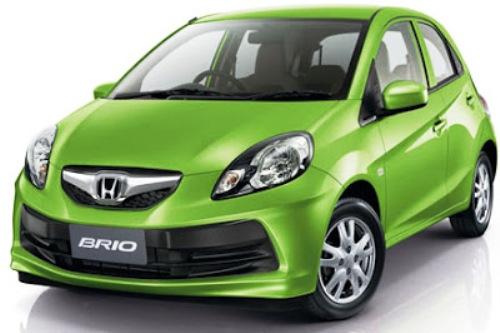 Harga dan Spesifikasi Honda Brio