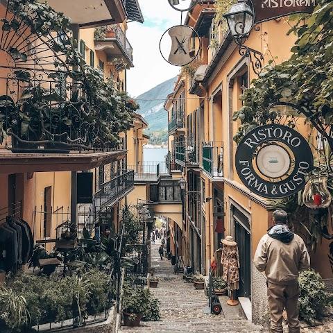Bellagio - północne Włochy - perełka nad jeziorem Como