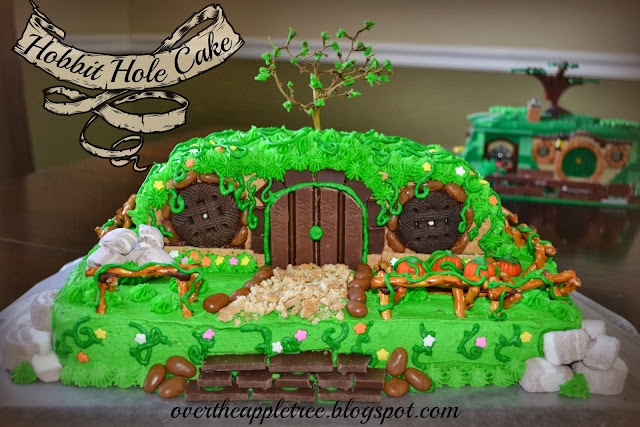 Hobbit Birthday Cake Images