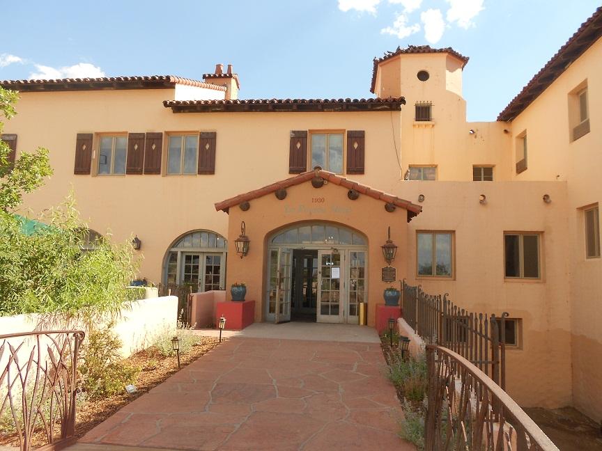 La Posada Hotel Albuquerque