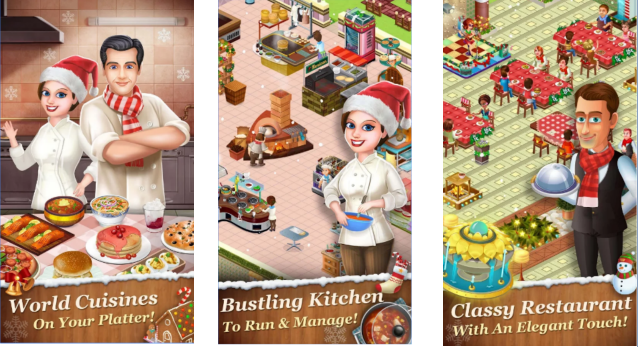 Star Chef Cooking Game Apk1