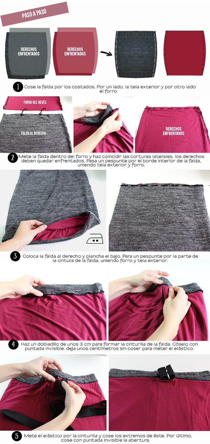paso-a-paso-hacer-falda-de-tubo-muy-facil