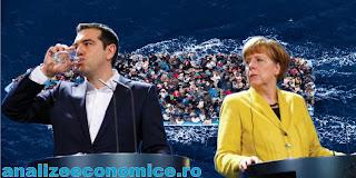 Tsipras e noul Putin al Europei. Putin are gaze, iar Tsipras, imigranți.
