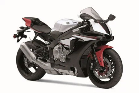 All New Yamaha R1S