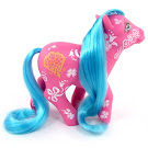 MLP Sweet Blossom Year Ten Flower Fantasy Ponies G1 Pony