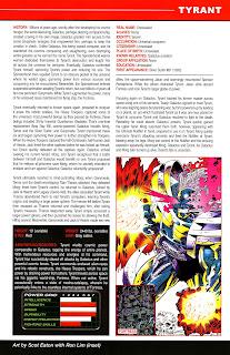 Tirano Marvel Comics