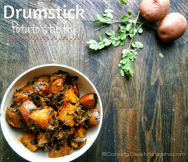 drumstick_potato_stir_fry