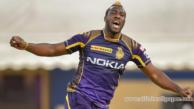 Andre Russell Photos