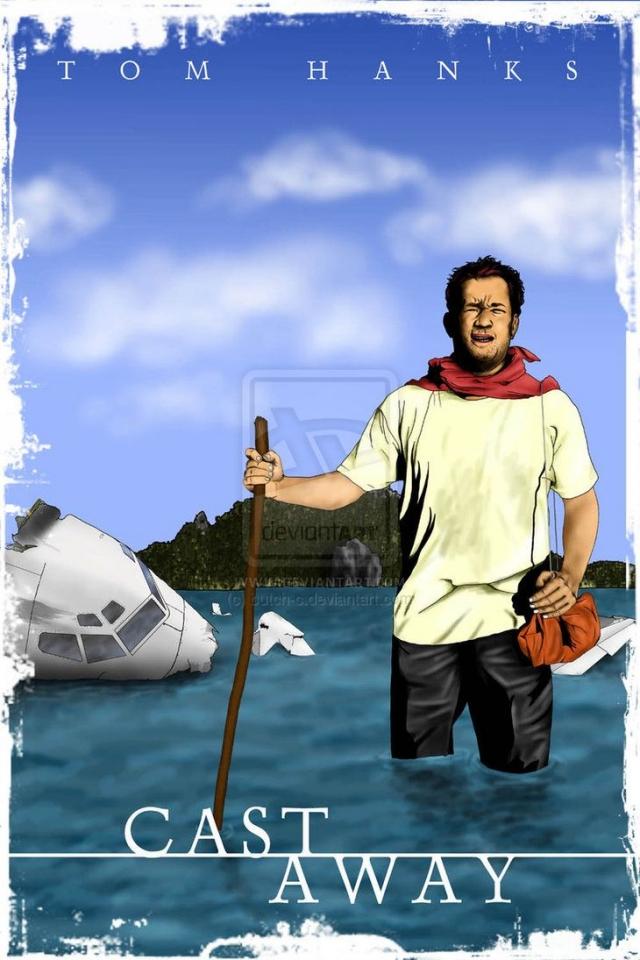 Một Mình Trên Đảo Hoang - Cast Away (2000)