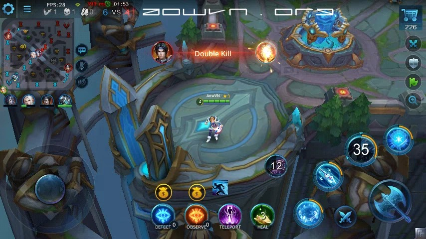 heroes evoled aowvn%2B%25285%2529 - Heroes Evolved - Game MOBA tuyệt hay trên Android & IOS