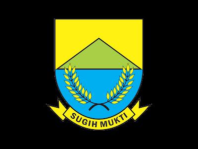 Logo Kabupaten Cianjur Format Cdr Png Gudril Logo Tempat Nya Download Logo Cdr