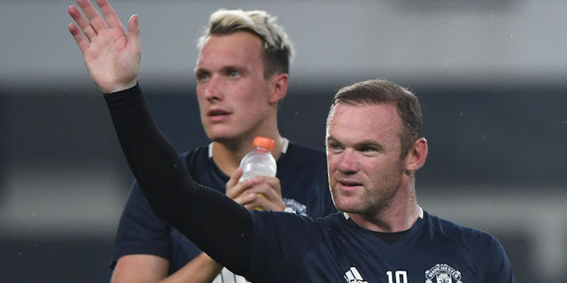 Mourinho: Rooney Juga Butuh Istirahat