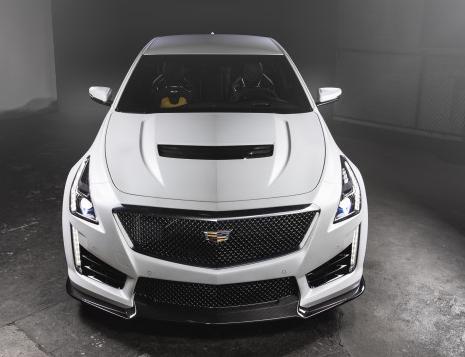 2017 Cadillac CTS-V Exterior