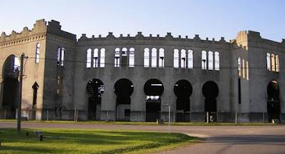 Plaza Toros Colonia do Sacramento Uruguai