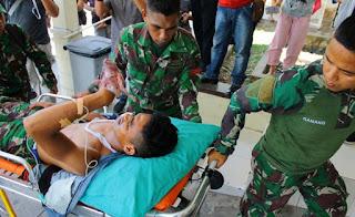 Tiga Prajurit Satgas Nanggala Meninggal Dalam Kontak Tembak
