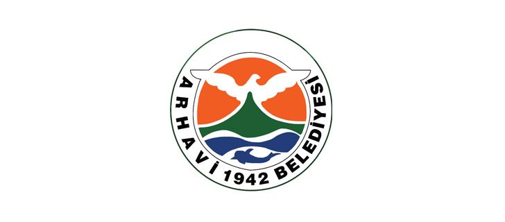 Artvin Arhavi Belediyesi Vektörel Logosu