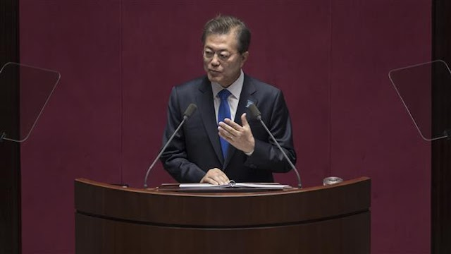 South Korea will not develop or own nukes: South Korean President Moon Jae-in