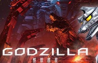 Download dan Streaming Godzilla: City on the Edge of Battle Subtitle Indonesia