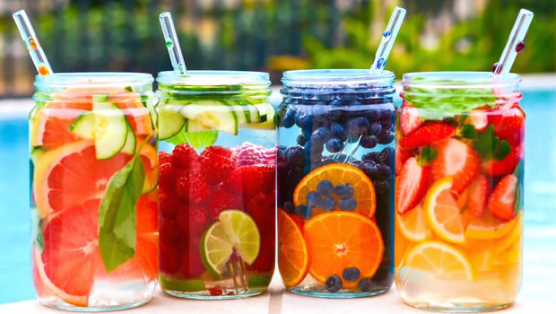 ماهو ديتوكس الماء وماهي فوائده