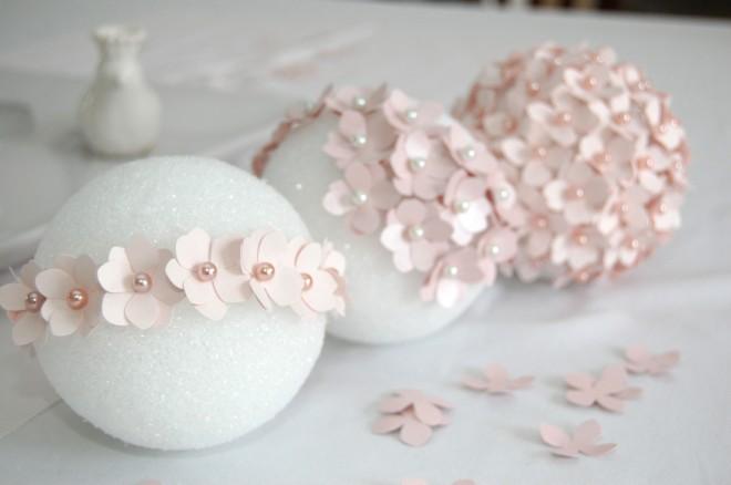 DIY Pomander Bola Flor para seu Casamento