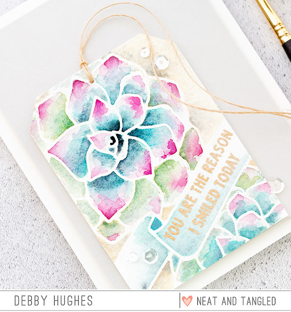 Neat & Tangled Succulent Journaling Card https://ldli.co/e/qr2yd5