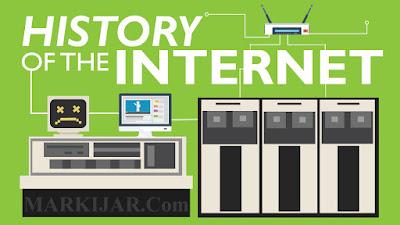 Sejarah dan Perkembangan Internet di Indonesia dan Dunia, Sejarah Internet Indonesia, Sejarah Internet, Sejarah Internet Dunia.