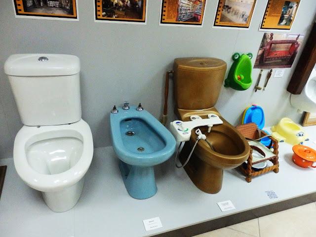 Muzeum Toalet w Kijowie (2016)