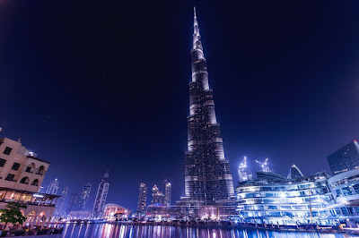 9 interesting facts about burj khalifa