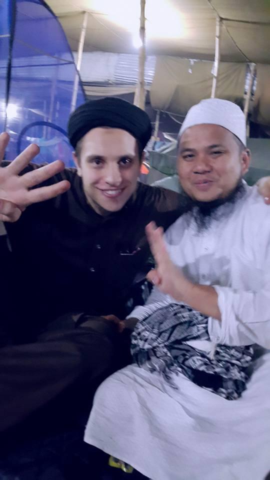 Lelaki Argentina Dan Islam ?