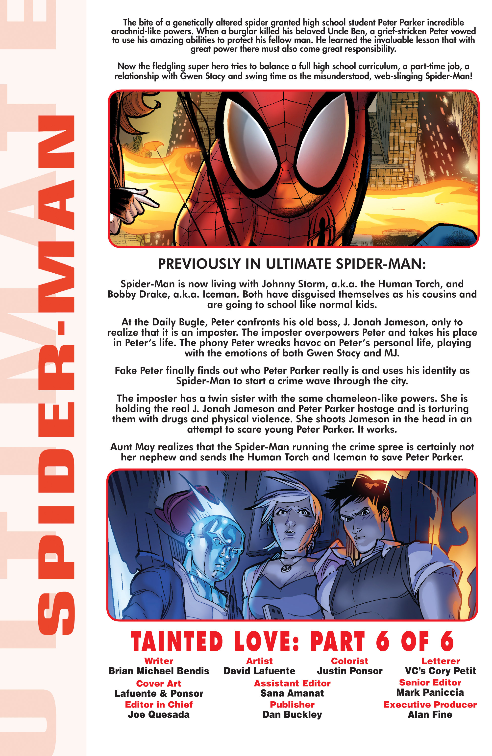Read online Ultimate Spider-Man (2009) comic -  Issue #14 - 2