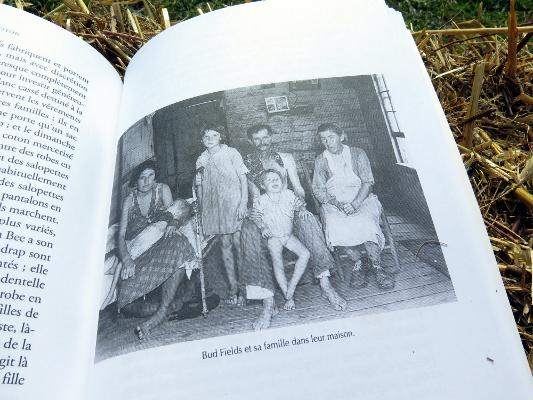 Une saison de coton - James Agee Walker Evans - Bud Fields et sa famille