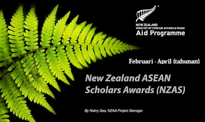 Beasiswa new zealand for indonesia student