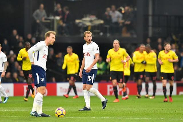 Harry Kane Berhasil Bawa Spurs Menang Atas Watford