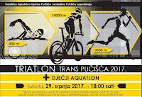 Triatlon trans Pučišća 2017 slike otok Brač Online