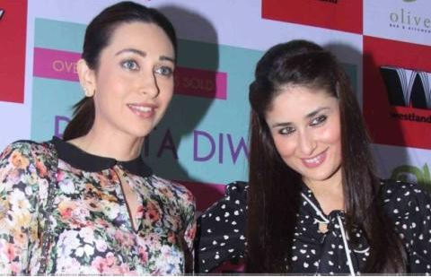 Kareena Kapoor when mother and sister used to watch Karishma Kapoor crying in the nights