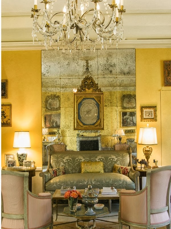 Stylebeat Bunny Mellon S New York Townhouse Is On The