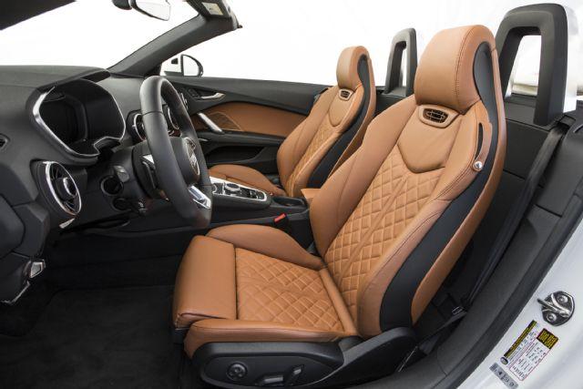 2016 Audi TT Roadster 1.8 TFSI Sport