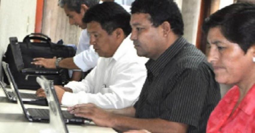 MINEDU: Más de 27 mil maestros de 5 regiones que recibirán tablets son capacitados por el Ministerio de Educación