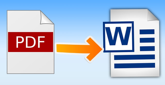 PDF to WORD CONVERTER : a Perfect application to convert PDF TO WORD for FREE