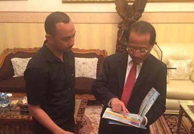 TA Gubernur Promosikan Potensi Daerah Lampung di Moscow
