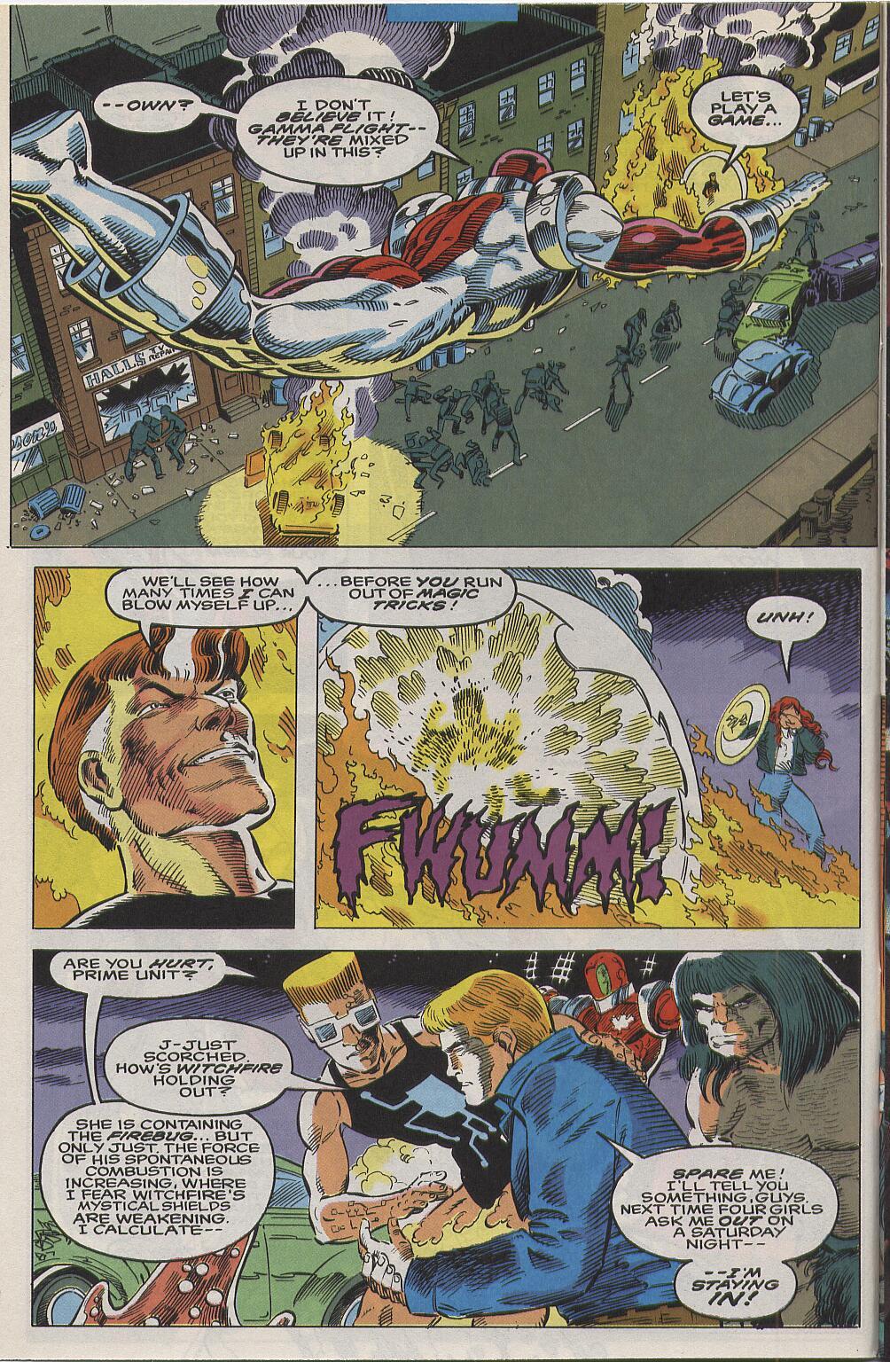 Read online Alpha Flight (1983) comic -  Issue #111 - 5